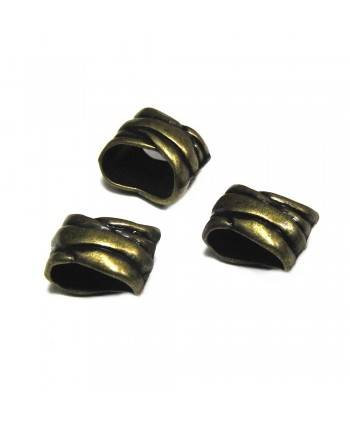 Licorice Spacer Slider 13mm x 9.5mm